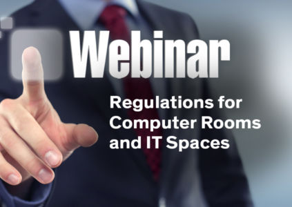 STULZ Webinar on Regulations for Computer Rooms and IT Spaces