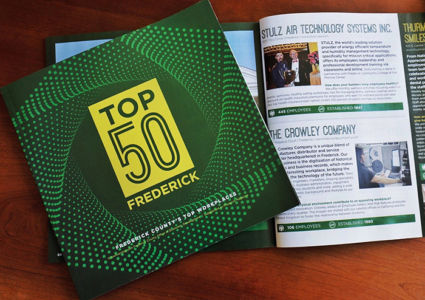 STULZ USA Top 50 Employers in Frederick Maryland