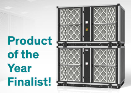 STULZ WallFlow Custom Air Handling Unit Product of the Year Finalist