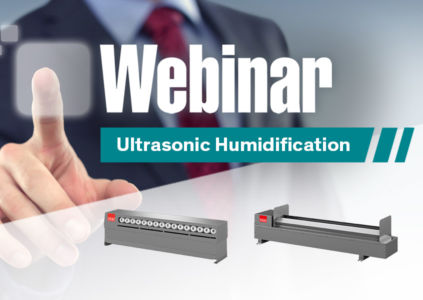 STULZ Ultrasonic Humidification Webinar May 2020