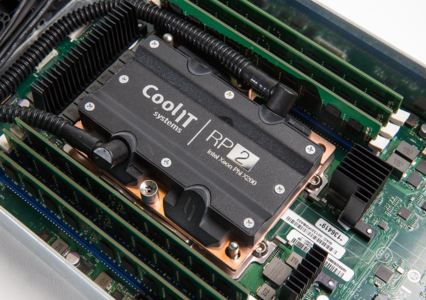 Direct Contact Liquid Cooling - High-performance computing & high-density